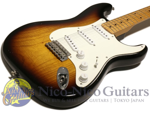 2001 Fender® Custom Shop Masterbuilt '54 Stratocaster® Closet Classic by Todd Krause