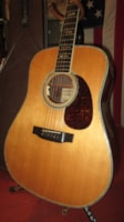 1978 ALVAREZ DY-85 Flattop Dreadnought Acoustic