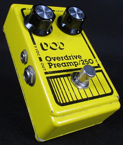 1981 DOD Overdrive Preamp/250
