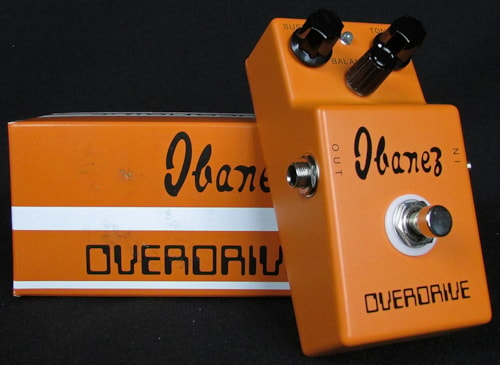 2017 Ibanez OD850 Classic Overdrive Reissue