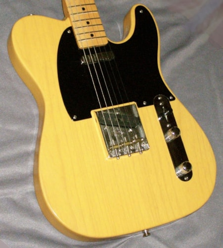 ~2010 Fender® American Vintage '52 Telecaster® FEATHERWEIGHT!