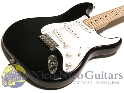 2008 Fender® Custom Shop Masterbuilt Eric Clapton Stratocaster® by Todd Krause