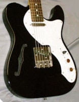 2007 Squier® Telecaster® Thinline Vintage Modified