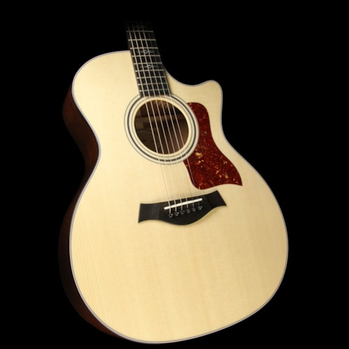 2017 Taylor 314ce Spring 2017 LTD Lutz Spruce and Blackwood Acoustic-Electric Guitar Natural
