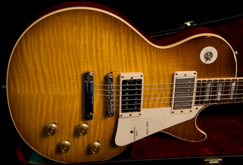 2010 Gibson Custom Shop Jimmy Page Number Two (Serial # 6)Les Paul AGED/SIGNED