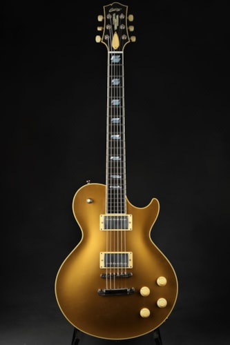 Collings City Limits Custom Deluxe Aged - Goldtop/Eddie's Guitars Exc