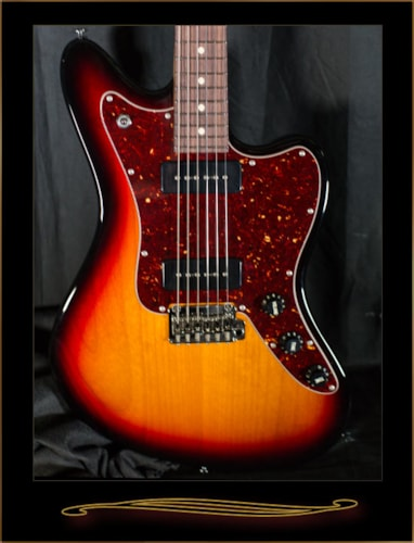 Suhr JM Pro with S90s and Gotoh 510