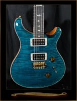 Paul Reed Smith Custom 24 with Matching Stained Flame Maple Neck