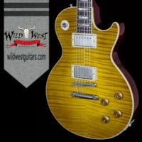 2016 Gibson Gibson Custom Shop Les Paul R9 M2M Lemon Burst 8.3 (1959 Reissue)