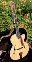 "1992 JW Crouch 16"" arch top"