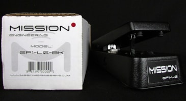 2013 Mission Engineering EP1-L6 Line 6 Expression Pedal