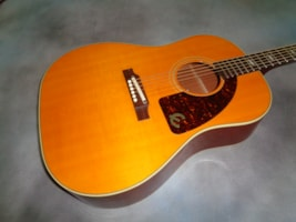 Epiphone USA Paul McCartney 1964 Texan Limited Edition #62 of 2 (1964 Reissue)
