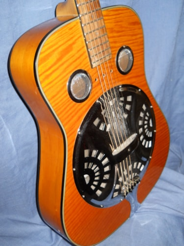 Morrell Wood Resonator
