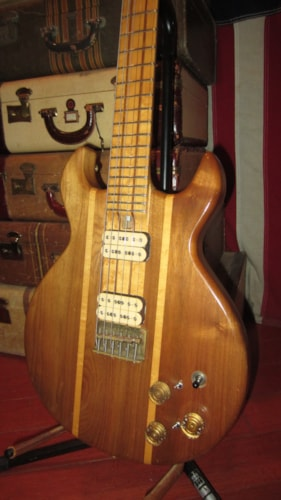 """SD Curlee """"Curbeck"""" Solidbody Guitar"""