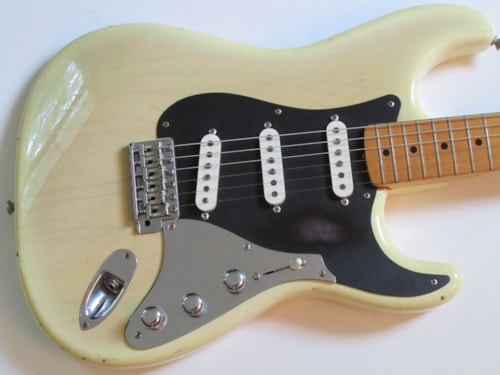 ~2002 Fender® John English Normans Rare Guitars Custom Stratocaster®