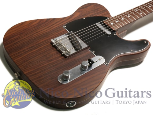 2016 Fender® Custom Shop Masterbuilt George Harrison Tribute Rooftop Telecaster® by Pa