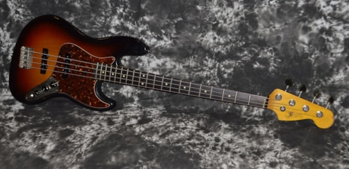 2017 Rittenhouse J-Bass