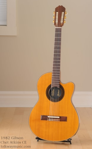 1982 Gibson CHET ATKINS CE