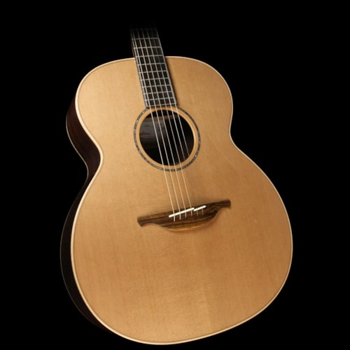 Lowden O-35 MR/RC Acoustic Guitar Madagascar Rosewood and Red Cedar