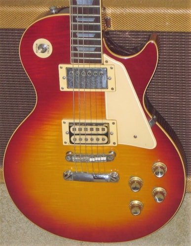 ~1970 Electra Les Paul Custom Copy