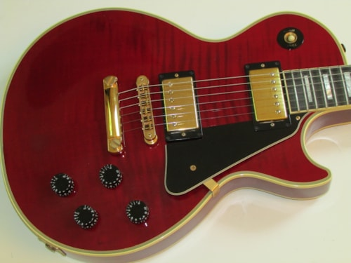 2004 Gibson Custom Shop Historic '68 Les Paul Custom
