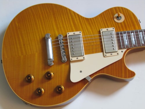 2002 Gibson Custom Shop '58 Reissue Les Paul