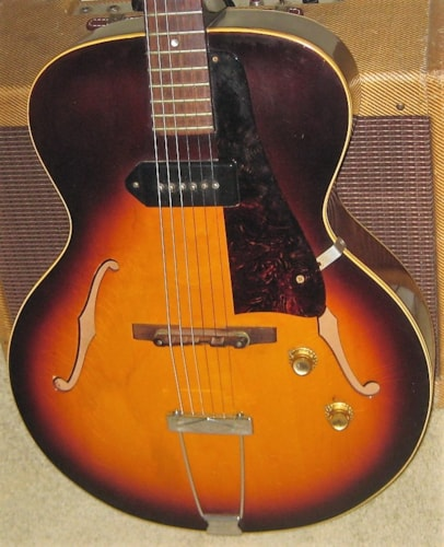 1966 Gibson ES-125 Thick