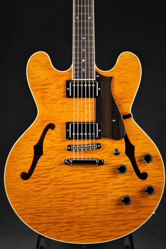 Heritage H-535 - Trans Amber/Ultra Top