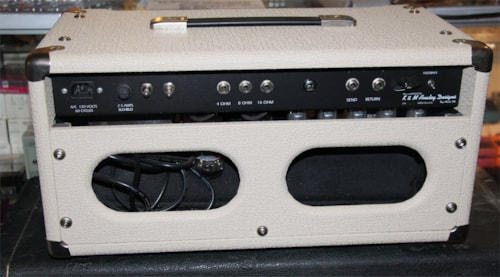 ~2001 Two-Rock Custom Reverb