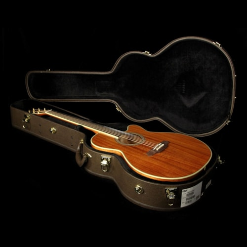 Takamine EF508KC Acoustic Natural Figured Koa
