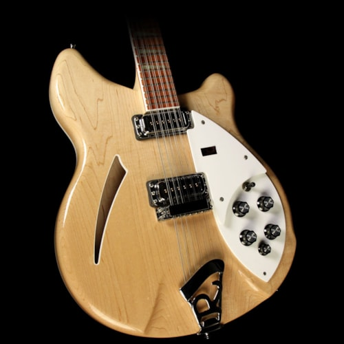 Rickenbacker Used 2000 Rickenbacker 360/12 Electric Guitar Mapleglo