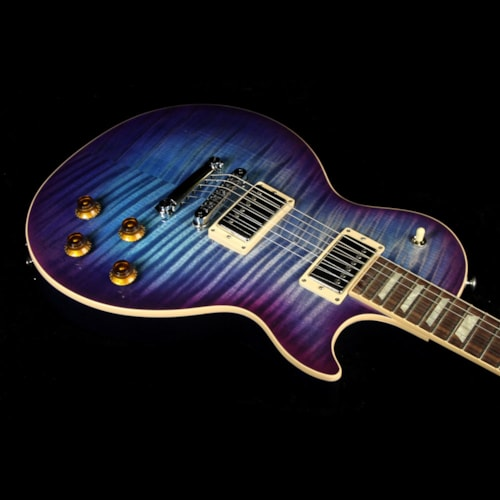 Gibson Used 2017 Gibson Les Paul Standard T Electric Guitar Blueberry Burst