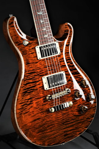 Paul Reed Smith (PRS) Eddie's Guitars Wood Library McCarty 594 - Orange Tiger