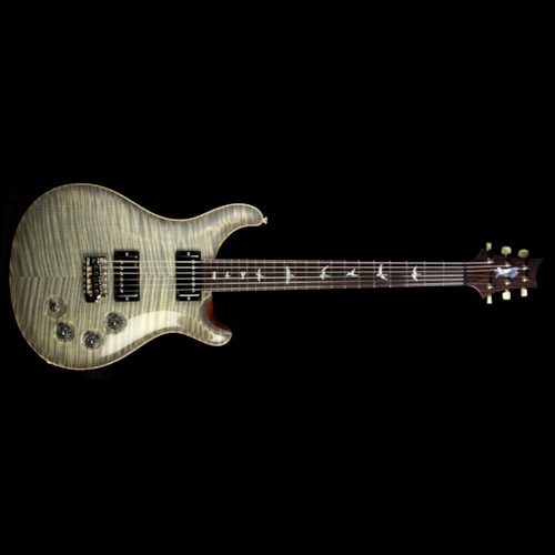 Paul Reed Smith Used 2010 Paul Reed Smith Private Stock DGT David Grissom Guitar White Tiger Burst