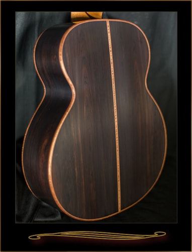 Lowden BAR-50FF Baritone Fan Fret