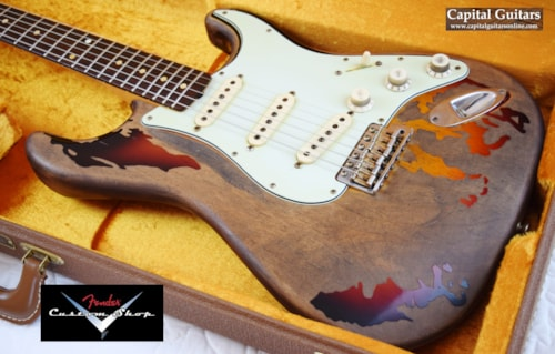 2006 Fender Custom Shop Rory Gallagher Stratocaster
