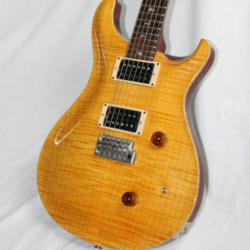 ~1989 Paul Reed Smith 1989 PRS Custom 24 Vintage Yellow! Brazilian Rosewood 10 top! Paul Reed Smith Birds 1980's