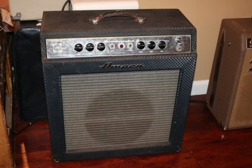 1965 Ampeg GS-12R , Rocket II