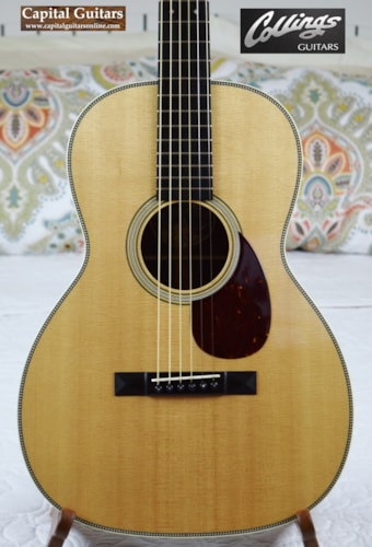 2015 Collings 002H with Adirondack Bracing