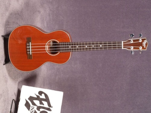 2017 OHANA TK-35G TENOR UKULELE, GLOSS FINISH