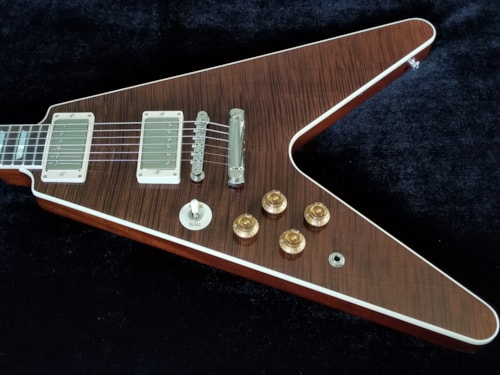 2017 Gibson Custom Shop LEFTY Flying V Std.