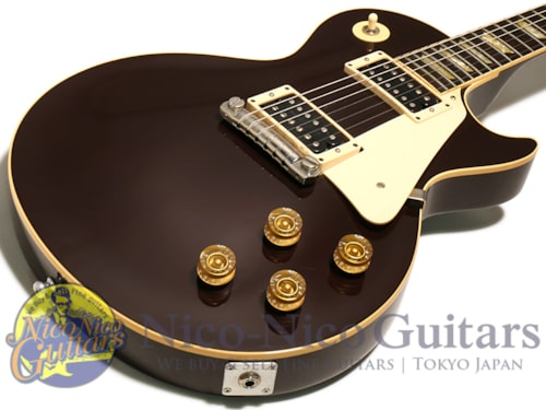 Gibson Custom Shop Jeff Beck Les Paul VOS