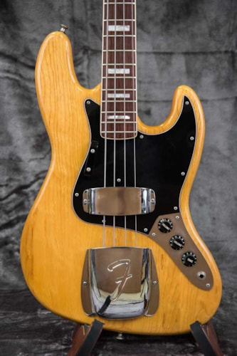 1980 Fender Jazz Bass
