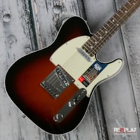 Fender® American Elite Telecaster® - Three Color Sunburst
