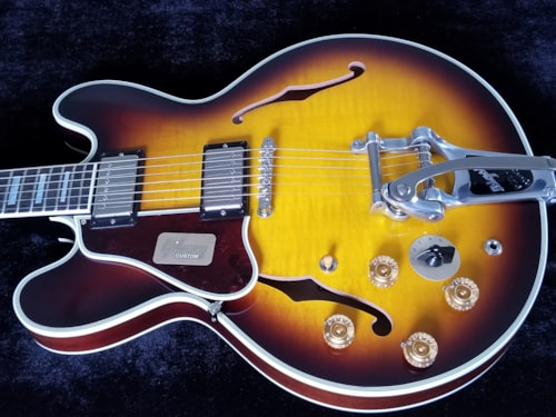 2017 Gibson Custom Shop LEFTY ES-355