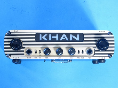 Kahn Audio Pak Amp Dual Channel