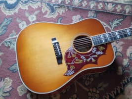 2011 Gibson Hummingbird Acoustic/Electric