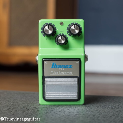 1982 Ibanez TS9 Tube Screamer