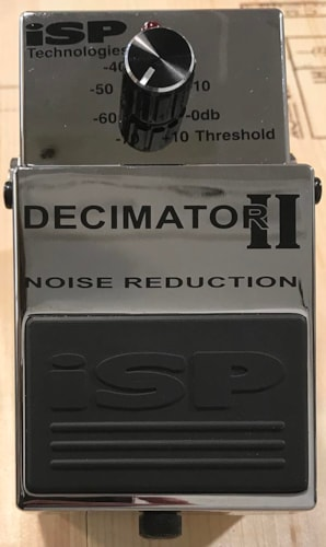 ISP Decimator II Noise Reduction
