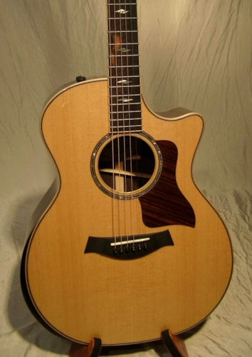 2017 Taylor 814-CE Deluxe